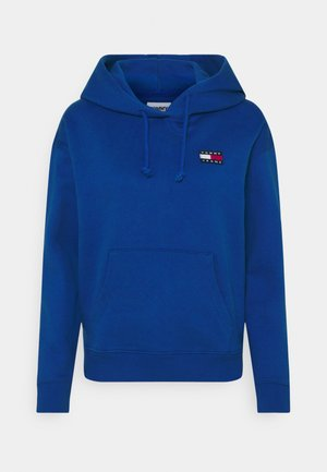 BADGE HOODIE - Sweat à capuche - providence blue