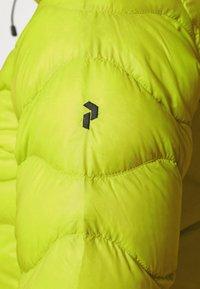 Peak Performance - HELIUM HOOD JACKET - Down jacket - nordic flash - 5