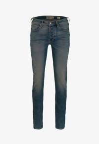 Tigha - MORTY - Slim fit jeans - vintage mid blue - 4