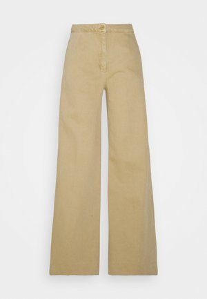 COLLOT TROUSERS - Trousers - camel