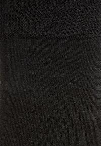 FALKE - Socks - anthracite melange - 1