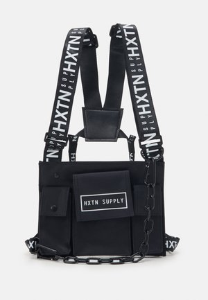 DELTA PRIME BODY BAG UNISEX - Olkalaukku - black
