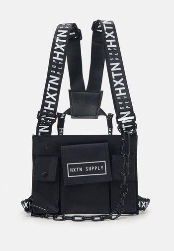 DELTA PRIME BODY BAG UNISEX - Skulderveske - black