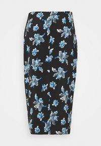 Diane von Furstenberg - KARA SKIRT - Pencil skirt - rain - 1