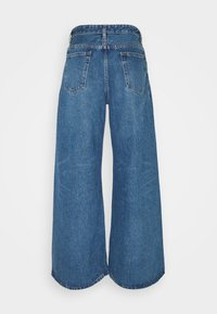 MM6 Maison Margiela - Široké džíny - blue denim - 9
