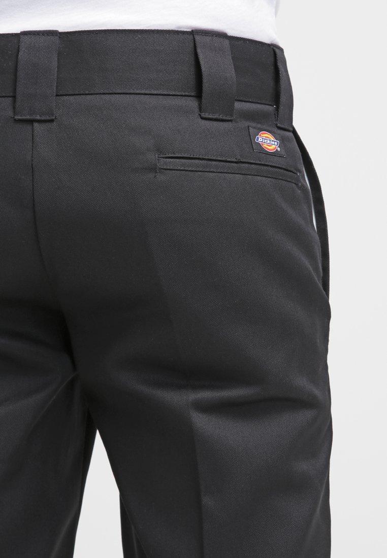 SLIM STRAIGHT WORK Shorts black