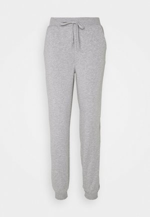 VMKOKO - Tracksuit bottoms - light grey melange