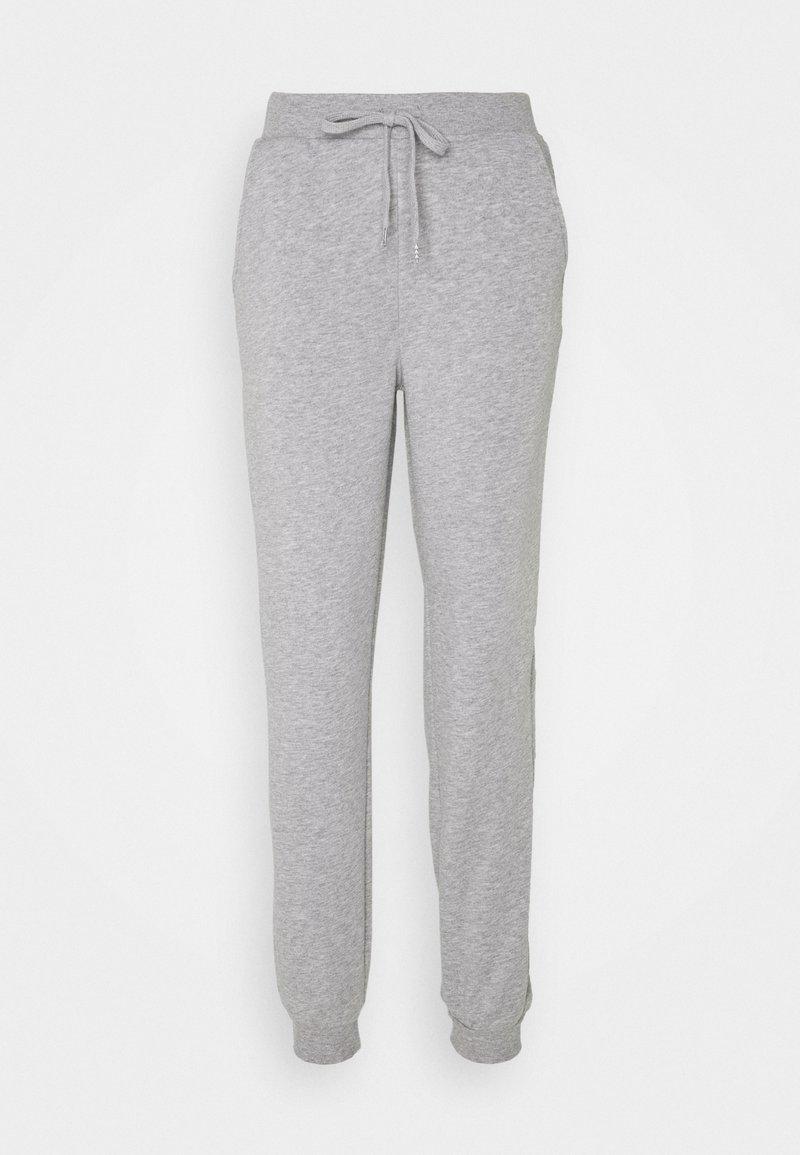 Vero Moda Tall - VMKOKO - Pantaloni sportivi - light grey melange