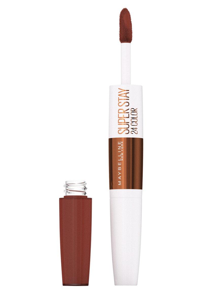 Maybelline New York - SUPER STAY 24H  - Liquid lipstick - 900 mocha moves
