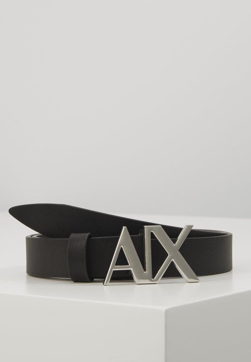 Armani Exchange - CINTURA - Cintura - black