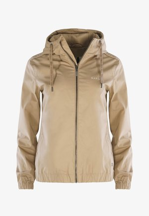 LIBRARY - Light jacket - tan