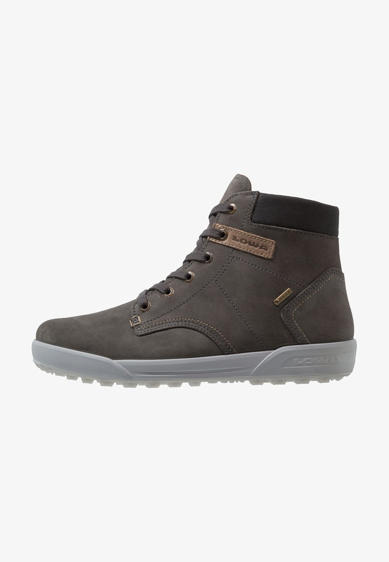 Lowa - DUBLIN III GTX - Zimní obuv - anthrazit