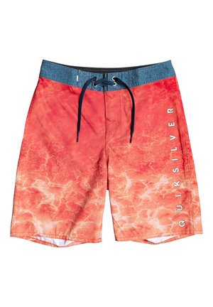 "QUIKSILVER™ EVERYDAY RAGER 17"" - BOARDSHORTS FÜR JUNGEN 8-16 EQB - Swimming shorts - nectarine"