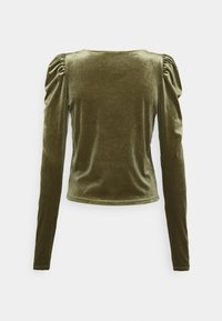 Monki - OLISA - Long sleeved top - khaki green - 7