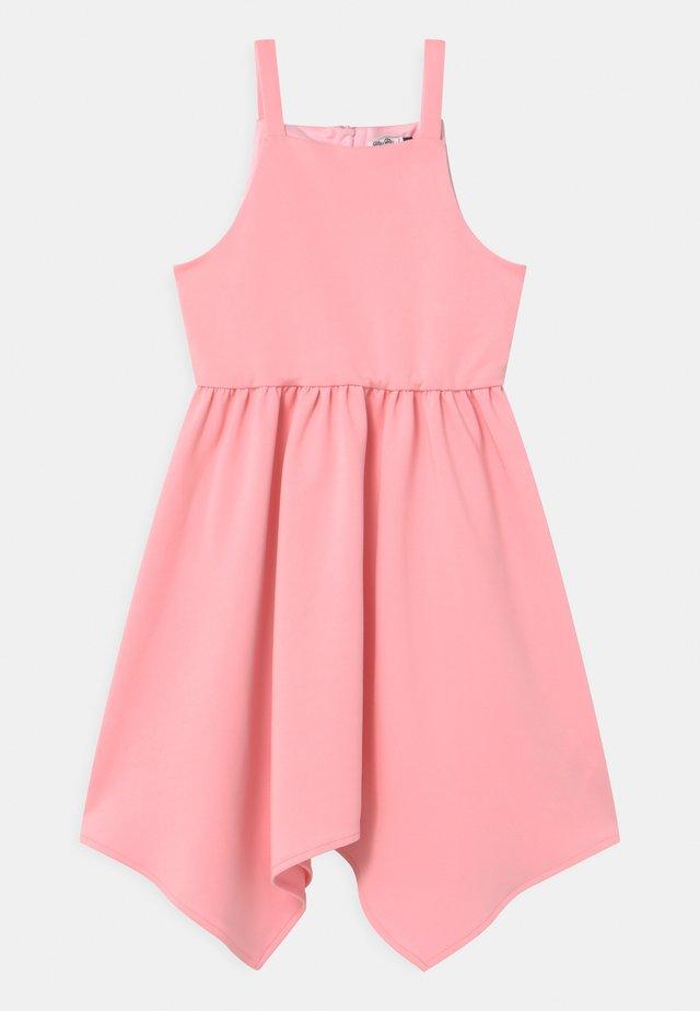 CINDY  - Vestito di maglina - pink