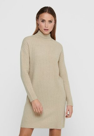 ONLMEKIA DRESS  - Jumper dress - humus