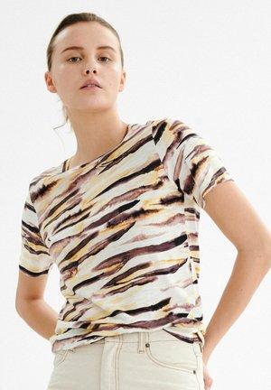 ALMAIW - Print T-shirt - multi-coloured