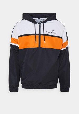 NIELS TRACK JACKET - Training jacket - dark blue/orange