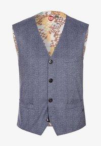 CG – Club of Gents - Suit waistcoat - blau - 0