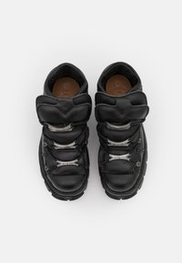 New Rock - UNISEX - High-top trainers - black - 3