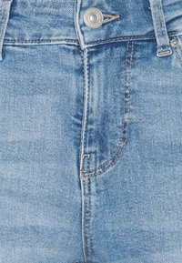 Pieces Petite - PCLUNA STRAIGHT - Straight leg jeans - medium blue denim - 2