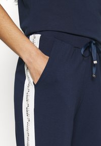 Liu Jo Jeans - PANTALONE FELPA - Spodnie treningowe - blu navy - 4