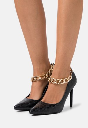 BOWDEN - High heels - black
