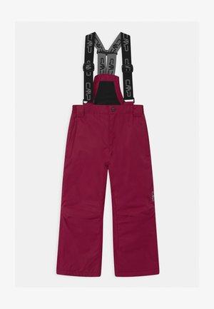 SALOPETTE UNISEX - Snow pants - magenta