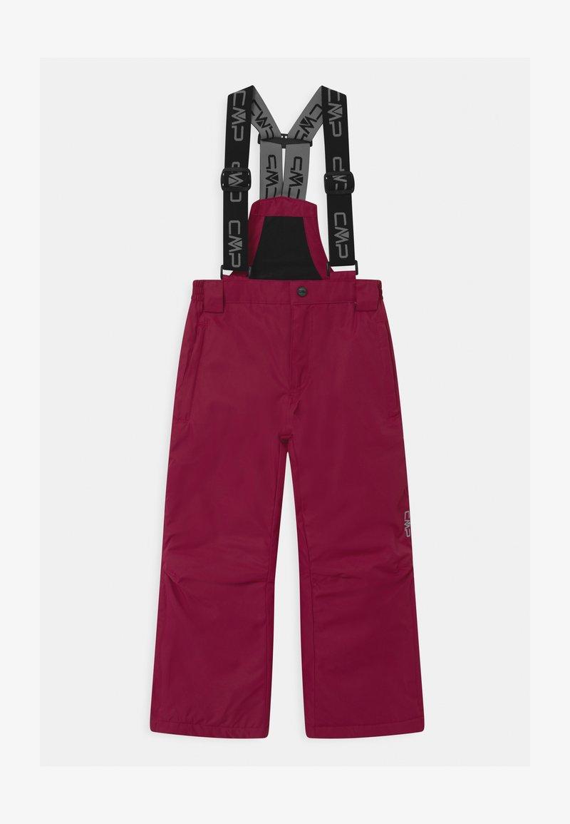 CMP - SALOPETTE UNISEX - Spodnie narciarskie - magenta