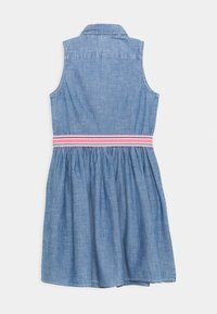Polo Ralph Lauren - CHAMBRAY DRESSES - Denimové šaty - indigo - 1