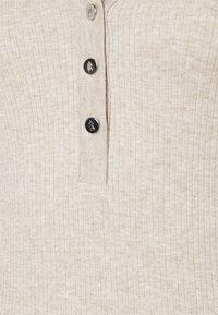 Lauren Ralph Lauren - NEED - Jednoduché triko - farro heather - 2