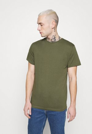 GRAILH - Basic T-shirt - light khaki