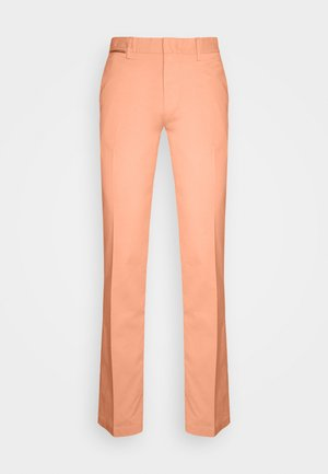 DENTON SUMMER - Chinos - island coral