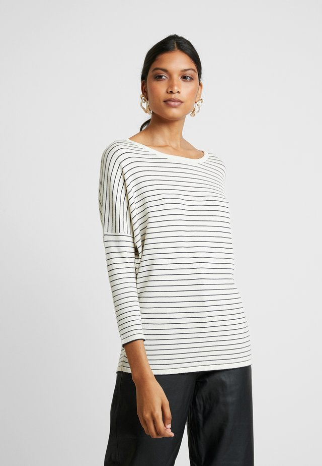 Long sleeved top - ice