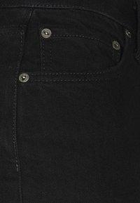 Boyish - THE MIKEY HIGH RISE WIDE LEG - Džíny Relaxed Fit - black beauty - 6
