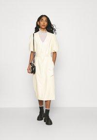 EDITED - FAITH DRESS - Day dress - beige - 1