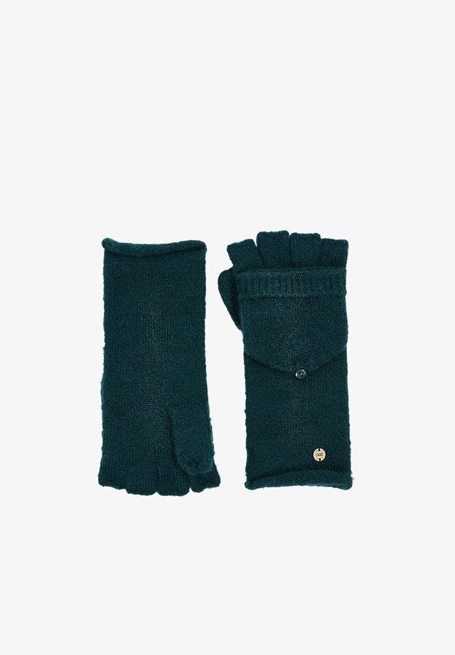 Handschoenen - dark teal green