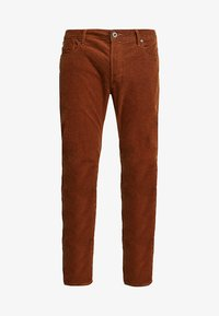 G-Star - ARC 3D SLIM FIT COLORED - Trousers - roast - 4