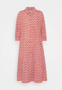 Diane von Furstenberg - LUNA DRESS - Denní šaty - orange - 3