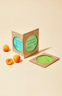 APRICOT - FOREHEAD PAD WITH HYALURON - Anti-Aging - - - 8