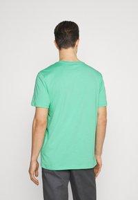 GAP - BASIC LOGO - Print T-shirt - cool jade - 2