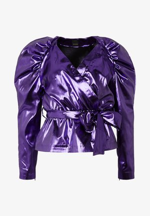 APOTHEKE BLOUSE - Bluzka - purple