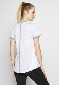 Rukka - RUKKA RUOTULA - Print T-shirt - white - 2