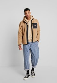 Carhartt WIP - PRENTIS LINER - Winter jacket - dusty hamilton brown - 1