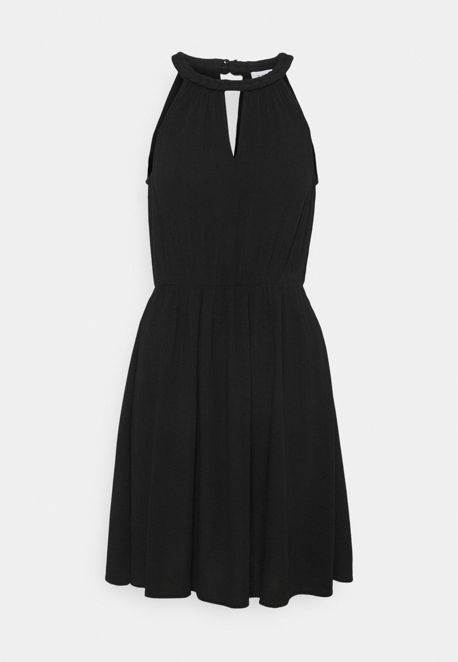 Women VIMESA BRAIDED SHORT DRESS - Day dress