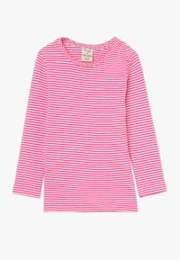 Frugi - MIA POINTELLE - T-shirt à manches longues - flamingo - 0