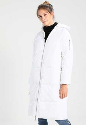 Winter coat - white/offwhite