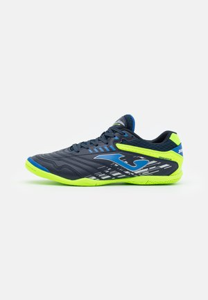 MAXIMA - Indoor football boots - dark blue