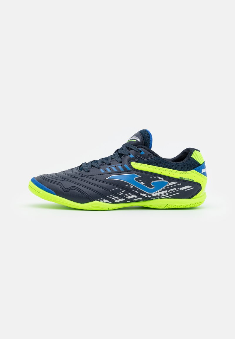 Joma - MAXIMA - Indoor football boots - dark blue