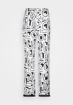 KICK TURNER INSULATED PANT - Snow pants - white